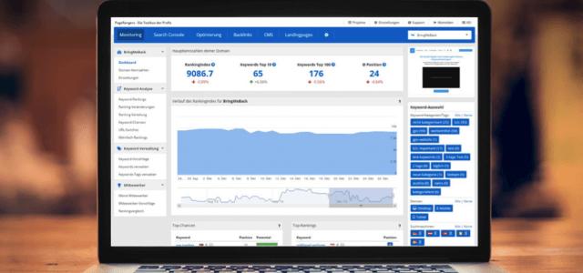 PageRangers SEO Tool im Test: Effizienz trifft Übersichtlichkeit