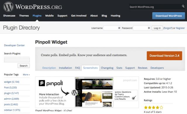 Optimale Integration auch für WordPress