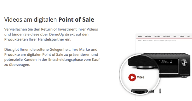 Mit Produktvideos kannst du die Conversion Rate in deinem Online Shop deutlich verbessern