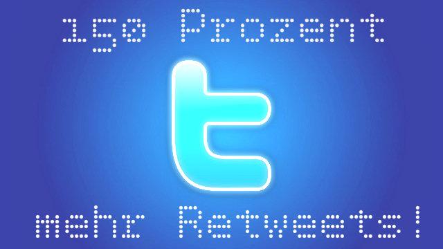 Tweets mit Bildern erzeugen 150 Prozent mehr Retweets