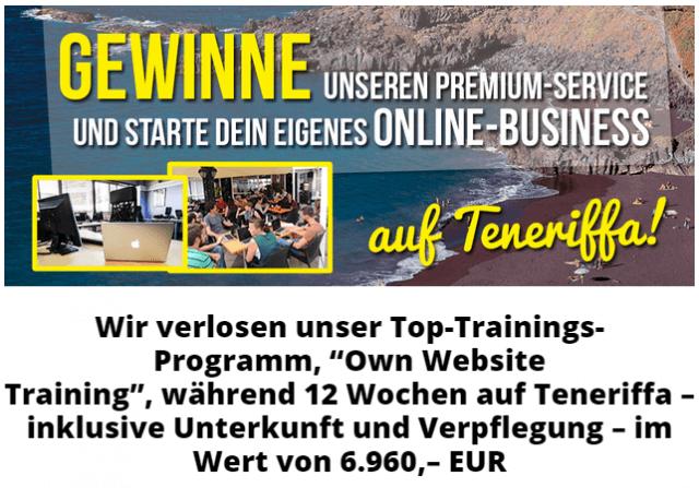 """SEOintheSUN"": Der Contest"