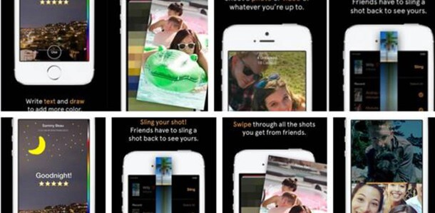 Slingshot: Facebook veröffentlicht Snapchat-Konkurrent