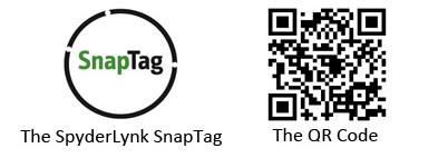 Der SnapTag macht dem QR-Code Konkurrenz