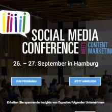 Social Media Conference 2016