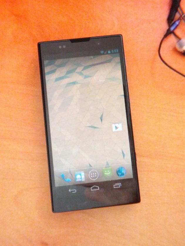 """Sony Nexus X"" geleakt?"
