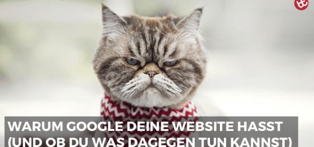TrustRank: Warum Google deine Website hasst