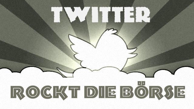 Twitter-Gründer: Dank Börsengang zum Milliardär