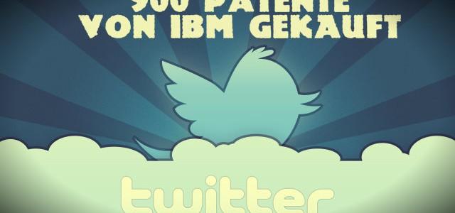 Ende im endlosen Rechtsstreit? Twitter kauft mehr als 900 IBM-Patente