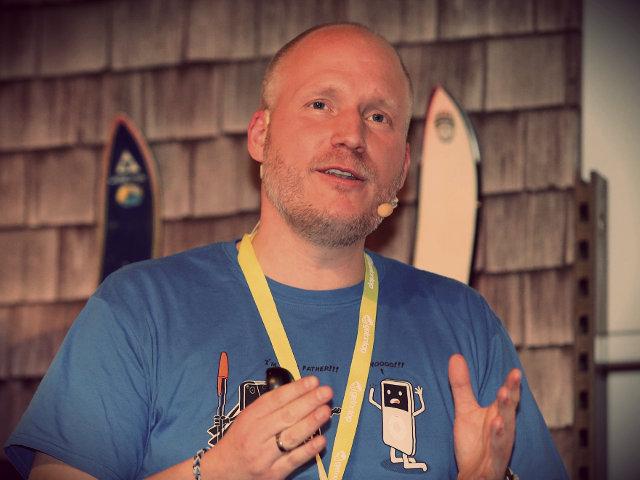 Foto Björn Tantau als Speaker, Über-mich-Seite, Social Media Marketing