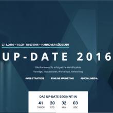 Up-Date Konferenz Hannover 2016