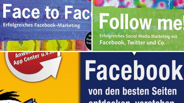 Verlosung: 3 Social Media Bücher zu gewinnen