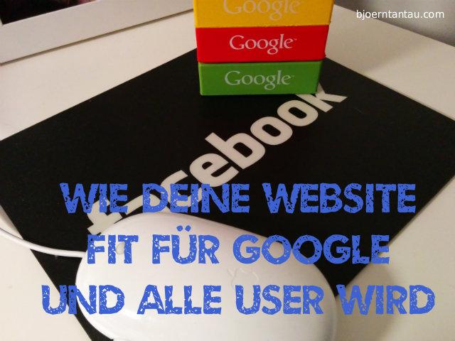 Wie du eine Website baust, die gut aussieht und gute Rankings bei Google bekommt