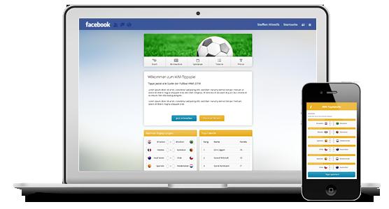 Die WM steht vor der Tür: mit der richtigen App viel Reichweite erzeugen