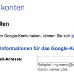 Zwang: Google-Account nur noch mit Google Plus
